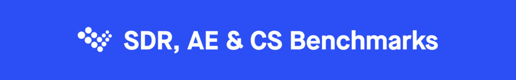 SDR, AE and CS Benchmarks