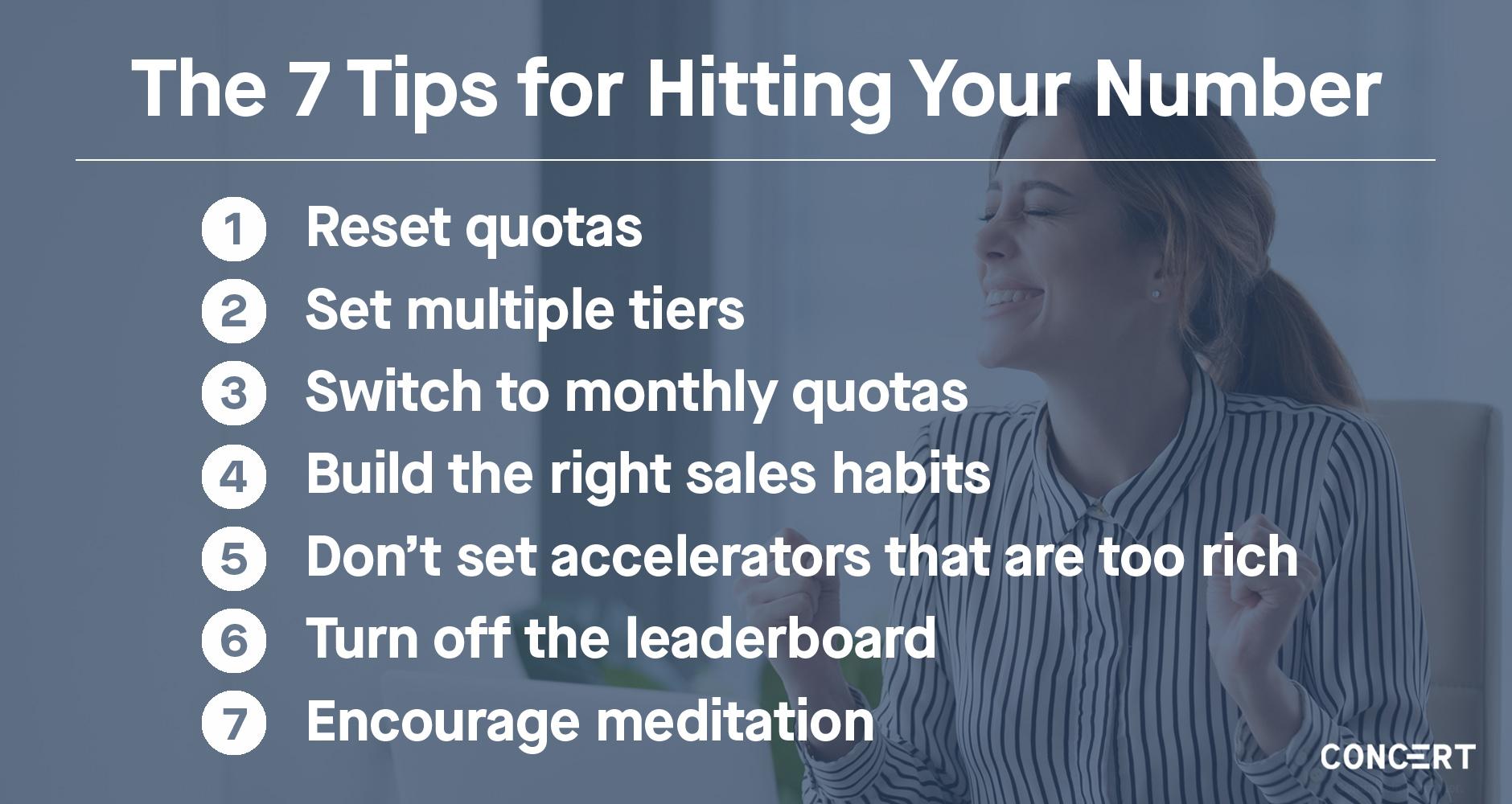 7 Compensation Tips